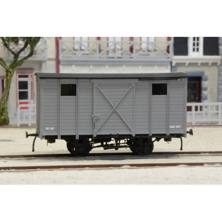 Wagon Couvert Baume-Marpent